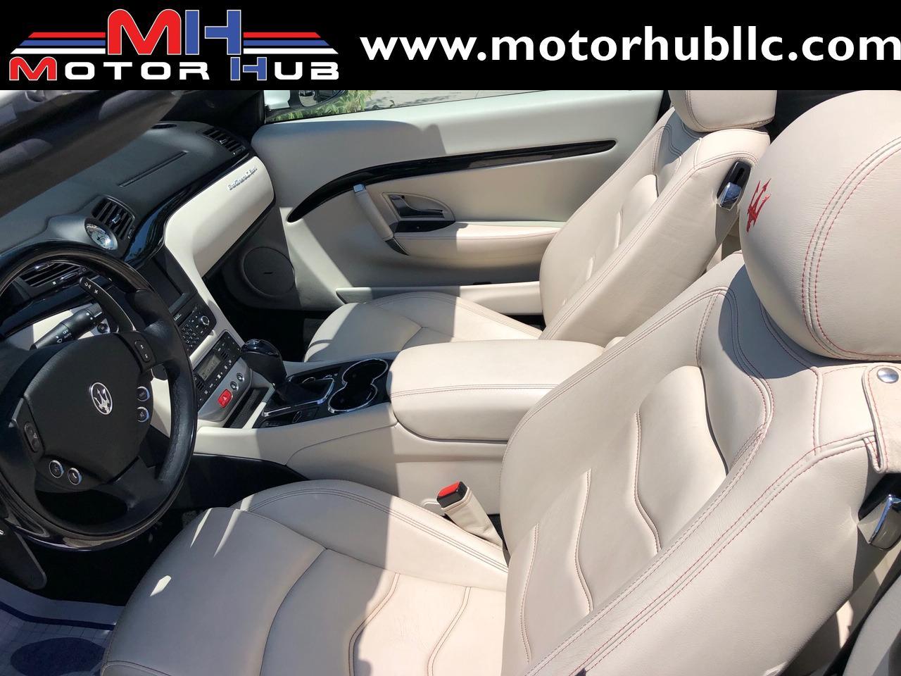 Used-2012-Maserati-GranTurismo-Sport