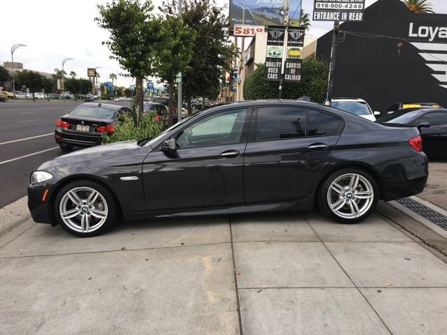 2013 Bmw 5 Series 535i M Sport Package Stock 817395 For