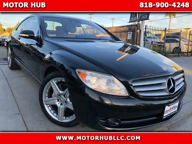 Used 2007 Mercedes Benz CL Class CL550