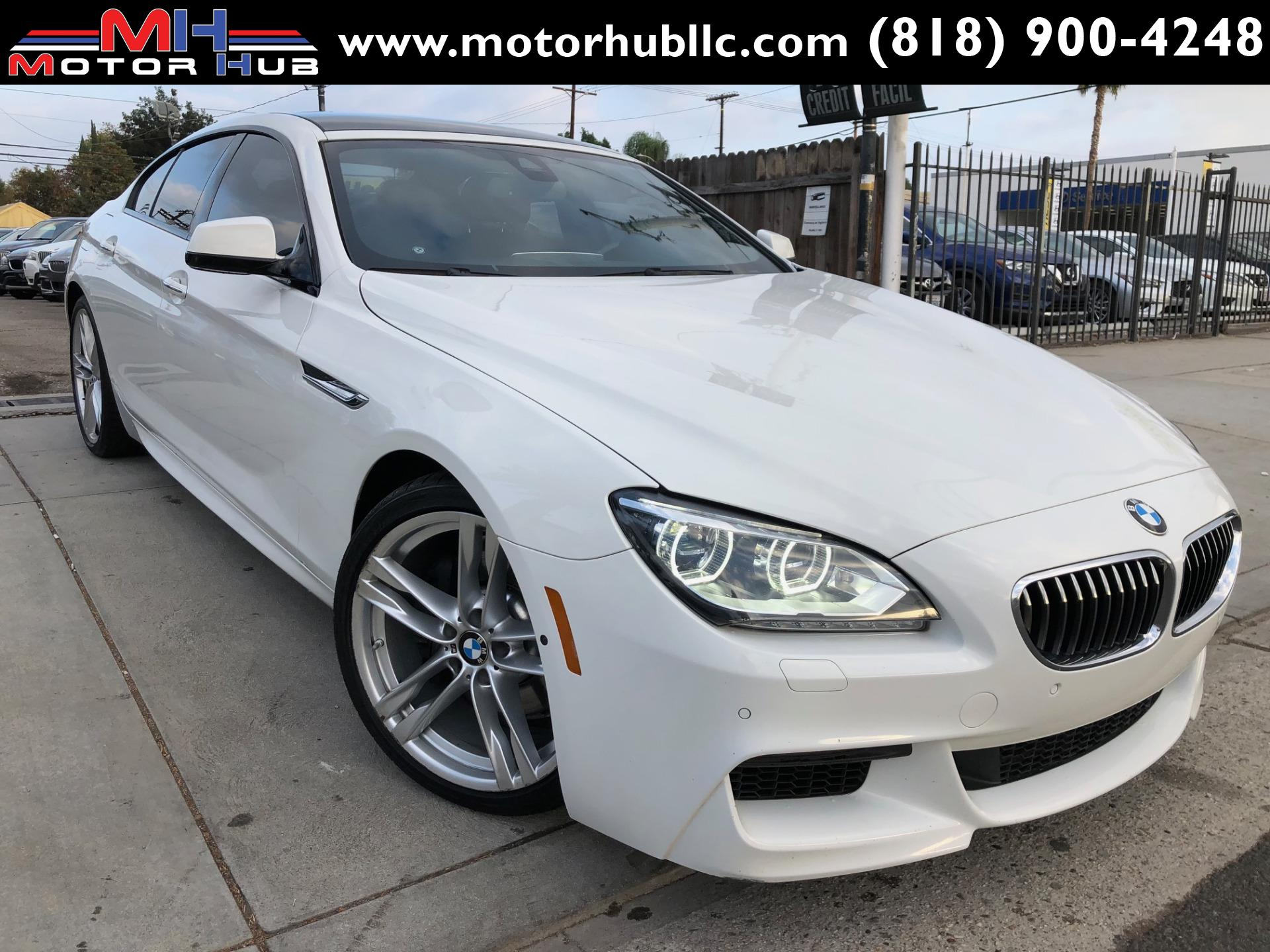 2015 BMW 6 Series 640 Gran Coupe Stock # B53762 for sale near Van Nuys, CA | CA BMW Dealer
