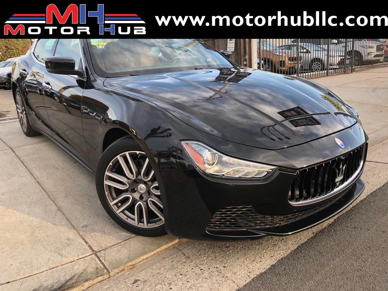 2015 Maserati Ghibli Stock 162144 For Sale Near Van Nuys Ca Ca