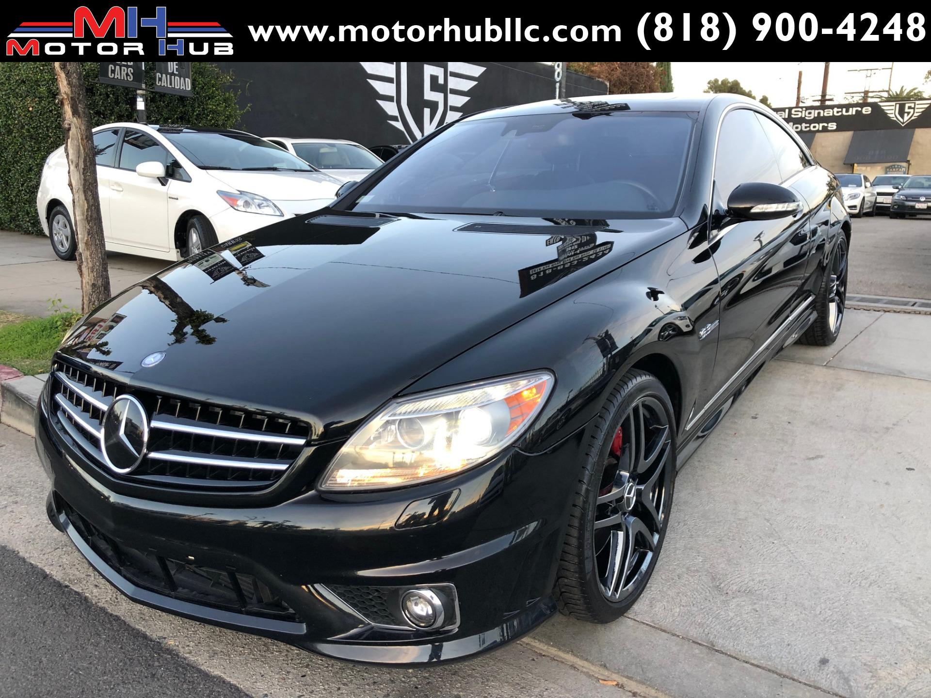2008 Mercedes-Benz CL-Class CL 63 AMG Stock # 009992 for ...