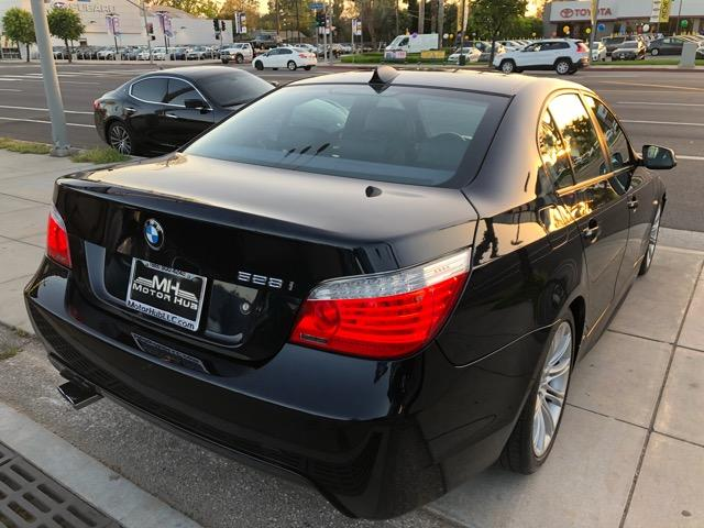 2010 Bmw 5 Series 528i M Sport Package Stock 442483 For Sale Near