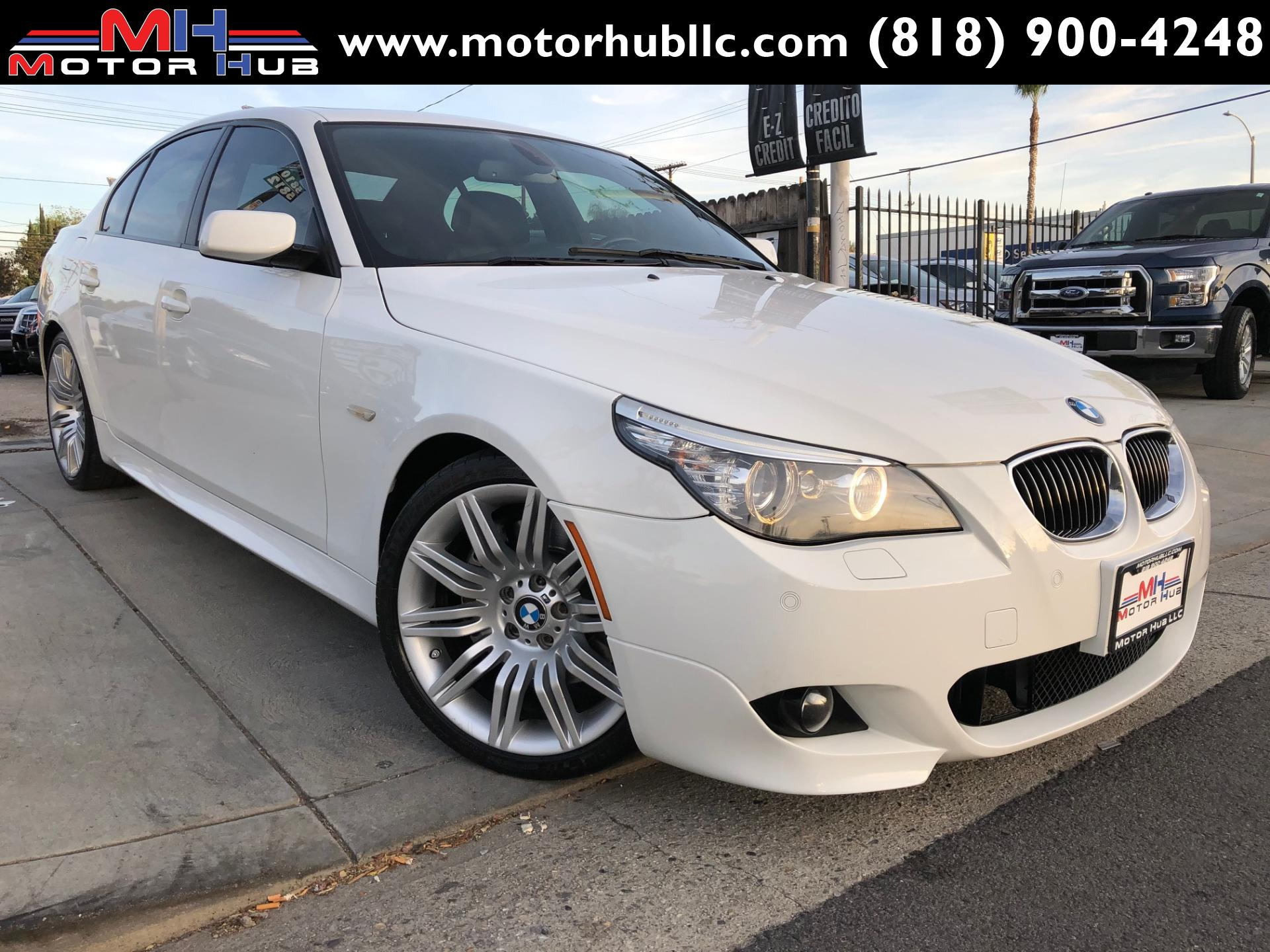 2010 Bmw 5 Series 550i Stock T56299 For Sale Near Van Nuys Ca Ca Bmw Dealer