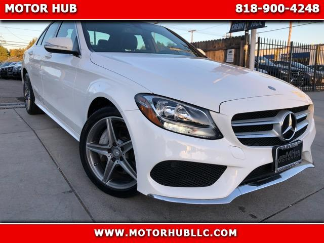 Used 2015 Mercedes Benz C Class C300 4MATIC